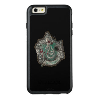 Harry Potter | Slytherin Crest - Vintage OtterBox iPhone 6/6s Plus Case