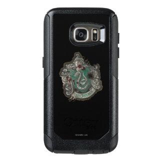 Harry Potter | Slytherin Crest - Vintage OtterBox Samsung Galaxy S7 Case