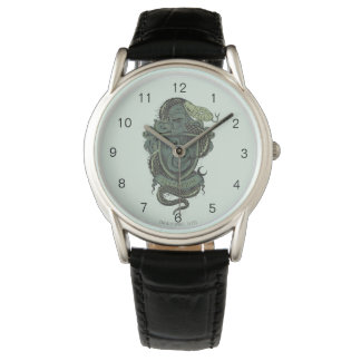 Harry Potter  | Slytherin Crest Wristwatches
