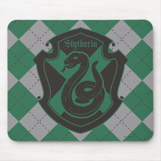 Harry Potter   Slytherin House Pride Crest Mouse