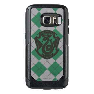 Harry Potter | Slytherin House Pride Crest OtterBox Samsung Galaxy S7 Case