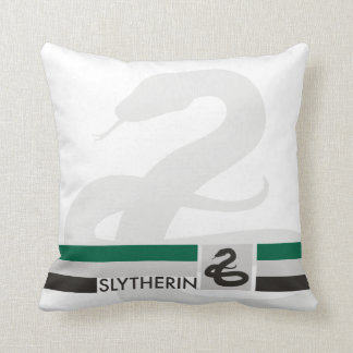 Harry Potter | Slytherin House Pride Graphic Cushion