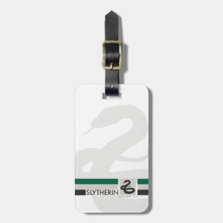 Harry Potter | Slytherin House Pride Graphic Luggage Tag