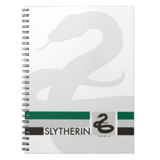 Harry Potter | Slytherin House Pride Graphic Notebook