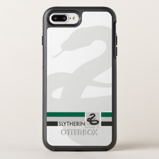 Harry Potter | Slytherin House Pride Graphic OtterBox Symmetry iPhone 8 Plus/7 Plus Case