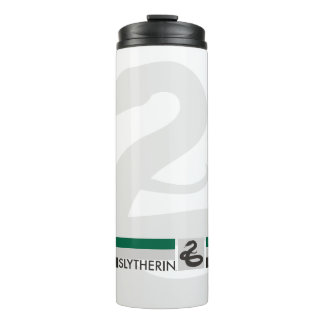 Harry Potter   Slytherin House Pride Graphic Thermal Tumbler