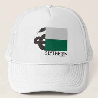 Harry Potter | Slytherin House Pride Graphic Trucker Hat