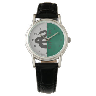 Harry Potter | Slytherin House Pride Graphic Watch