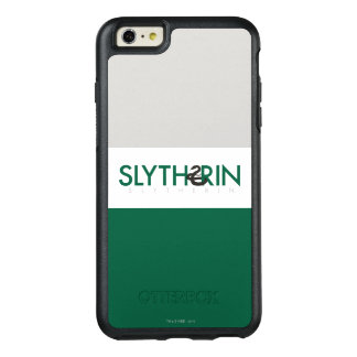 Harry Potter | Slytherin House Pride Logo OtterBox iPhone 6/6s Plus Case