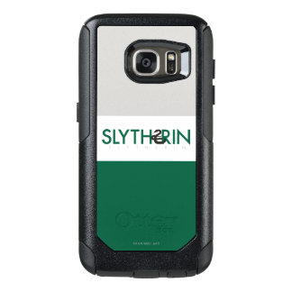 Harry Potter | Slytherin House Pride Logo OtterBox Samsung Galaxy S7 Case