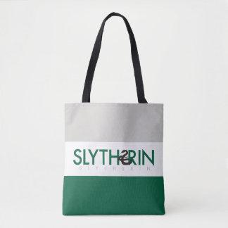 Harry Potter | Slytherin House Pride Logo Tote Bag