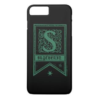 Harry Potter | Slytherin Monogram Banner iPhone 8 Plus/7 Plus Case