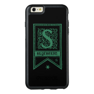 Harry Potter | Slytherin Monogram Banner OtterBox iPhone 6/6s Plus Case