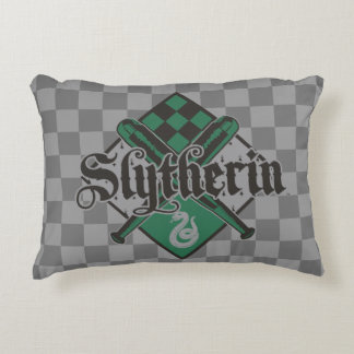 Harry Potter | Slytherin QUIDDITCH™ Crest Decorative Cushion