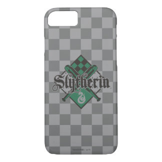 Harry Potter   Slytherin Quidditch Crest iPhone 7 Case