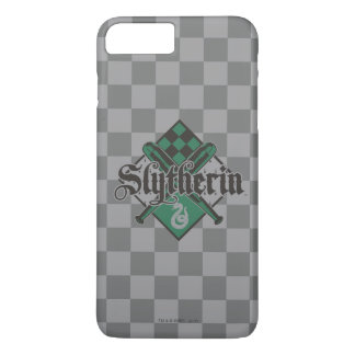 Harry Potter | Slytherin QUIDDITCH™ Crest iPhone 8 Plus/7 Plus Case