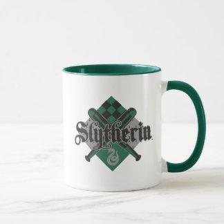 Harry Potter | Slytherin QUIDDITCH™ Crest Mug
