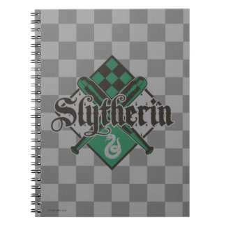 Harry Potter | Slytherin QUIDDITCH™ Crest Note Book