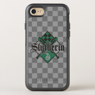 Harry Potter | Slytherin QUIDDITCH™ Crest OtterBox Symmetry iPhone 8/7 Case