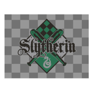 Harry Potter | Slytherin QUIDDITCH™ Crest Postcard