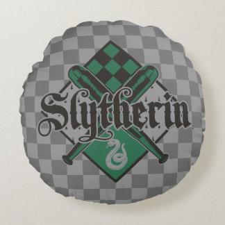 Harry Potter | Slytherin QUIDDITCH™ Crest Round Cushion