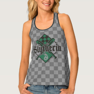 Harry Potter | Slytherin QUIDDITCH™ Crest Tank Top