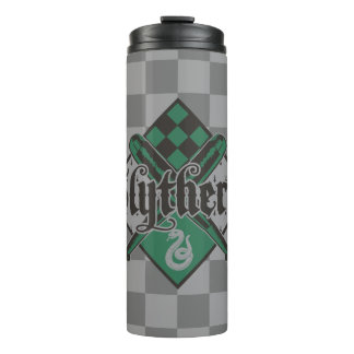 Harry Potter | Slytherin QUIDDITCH™ Crest Thermal Tumbler