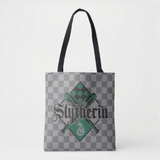 Harry Potter | Slytherin QUIDDITCH™ Crest Tote Bag
