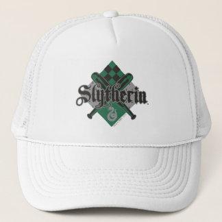Harry Potter | Slytherin QUIDDITCH™ Crest Trucker Hat