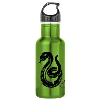 Harry Potter | Slytherin Snake Icon 532 Ml Water Bottle