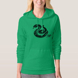 Harry Potter | Slytherin Snake Icon Hoodie