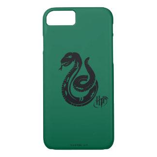 Harry Potter   Slytherin Snake Icon iPhone 8/7 Case