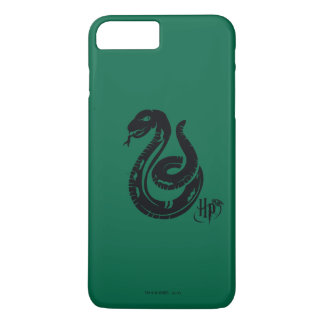 Harry Potter | Slytherin Snake Icon iPhone 8 Plus/7 Plus Case