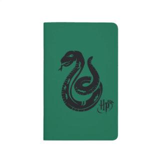 Harry Potter | Slytherin Snake Icon Journal
