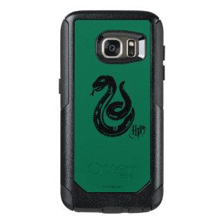 Harry Potter | Slytherin Snake Icon OtterBox Samsung Galaxy S7 Case