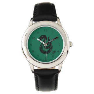Harry Potter | Slytherin Snake Icon Watch