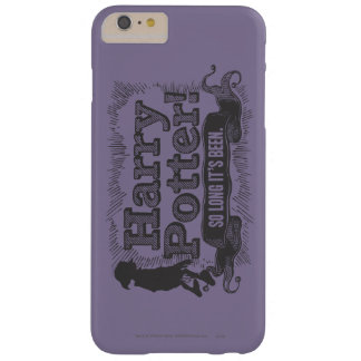Harry Potter! So Long it's Been Barely There iPhone 6 Plus Case