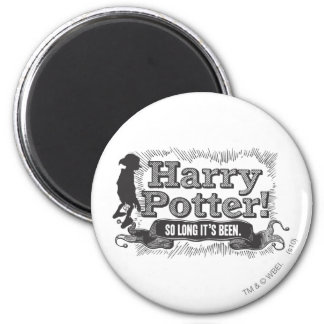 Harry Potter! So Long it's Been Magnet