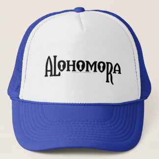 Harry Potter Spell | Alohomora Trucker Hat
