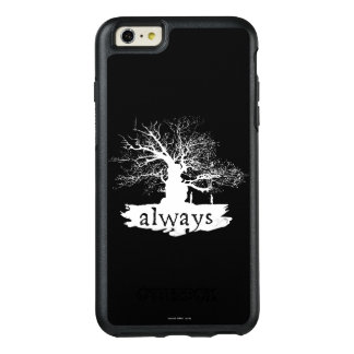 Harry Potter Spell | Always Quote Silhouette OtterBox iPhone 6/6s Plus Case