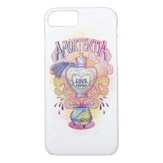 Harry Potter Spell   Amortentia Love Potion Bottle iPhone 8/7 Case