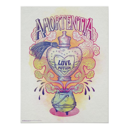 Harry Potter Spell | Amortentia Love Potion Bottle
