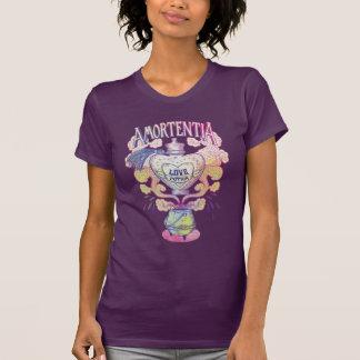 Harry Potter Spell | Amortentia Love Potion Bottle T-Shirt