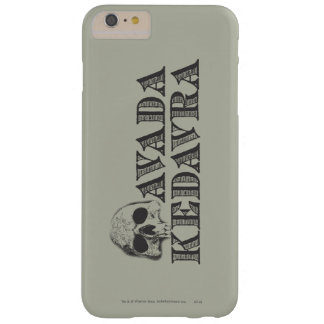 Harry Potter Spell | Avada Kedavra Barely There iPhone 6 Plus Case