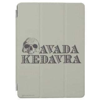 Harry Potter Spell | Avada Kedavra iPad Air Cover
