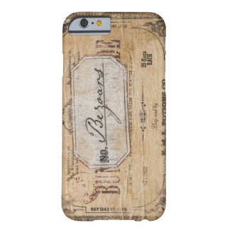 Harry Potter Spell | Bezoars Barely There iPhone 6 Case