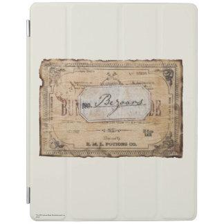 Harry Potter Spell | Bezoars iPad Cover
