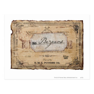 Harry Potter Spell | Bezoars Postcard