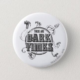 Harry Potter Spell | Dark Times 6 Cm Round Badge