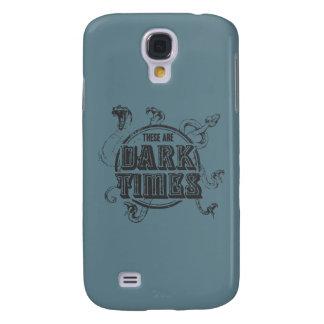 Harry Potter Spell | Dark Times Galaxy S4 Case